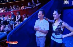 Alessandra Sublet dans Incroyable Talent - 02/10/08 - 2