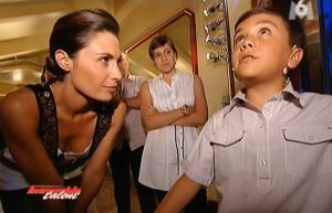 Alessandra Sublet et Incroyable Talent dans Req - 02/10/08 - 2