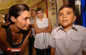 Alessandra Sublet et Incroyable Talent dans Req - 02/10/08 - 3