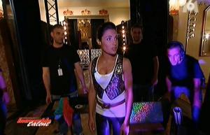 Alessandra Sublet dans Incroyable Talent - 09/10/08 - 1