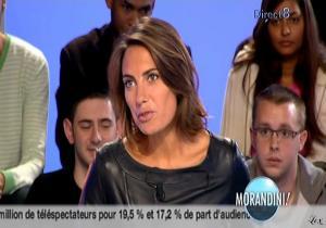 Alessandra Sublet chez Morandini - 01/10/08 - 1