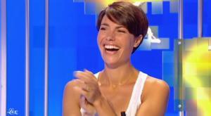 Alessandra Sublet et Ni Oui Ni Non dans le News Show - 11/08/10 - 3