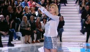 Alessia Marcuzzi dans Grande Fratello - 04/01/10 - 04