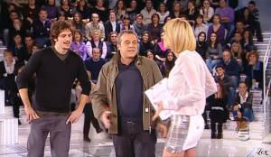 Alessia Marcuzzi dans Grande Fratello - 04/01/10 - 05
