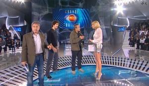 Alessia Marcuzzi dans Grande Fratello - 04/01/10 - 07