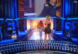 Alessia Marcuzzi dans Grande Fratello - 16/02/09 - 2