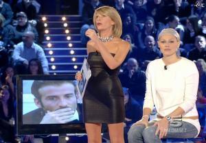 Alessia Marcuzzi dans Grande Fratello - 16/02/09 - 3