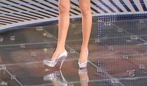 Alessia Marcuzzi dans Grande Fratello - 21/12/09 - 04