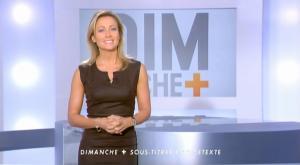 Anne-Sophie Lapix dans Dimanche Plus - 28/09/08 - 1