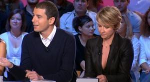 Ariane Massenet dans le Grand Journal De Canal Plus - 06/10/08 - 4