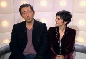 Audrey Tautou dans le Grand Journal De Canal Plus - 12/12/06 - 4