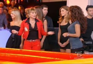 Belen Rodriguez dans Buona Domenica - 18/11/07 - 1