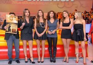 Belen Rodriguez dans Buona Domenica - 18/11/07 - 10