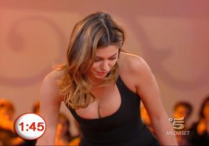 Belen Rodriguez dans Buona DomeniÇa - 18/11/07 - 6
