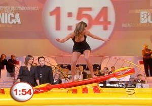 Belen Rodriguez dans Buona DomeniÇa - 18/11/07 - 7