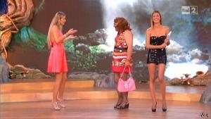 Belen Rodriguez, Cie et Stiamo Tutti Bene dans P1 - 11/06/10 - 3