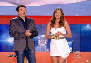 Belen Rodriguez dans Sarabanda - 26/08/09 - 1