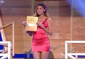 Belen Rodriguez dans Sarabanda - 26/08/09 - 2