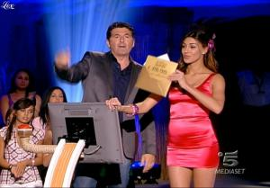 Belen Rodriguez dans Sarabanda - 26/08/09 - 3