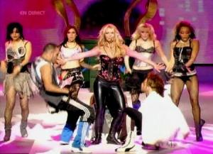 Britney Spears NRJ Music Awards 2004