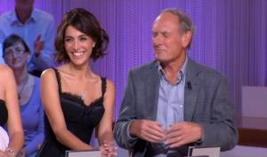 Caterina Murino dans le Grand Journal De Canal Plus - 06/10/08 - 1