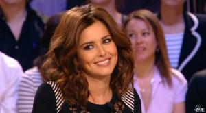 Cheryl Cole dans le Grand Journal De Canal Plus - 24/03/10 - 2