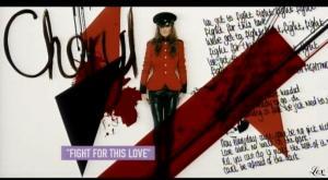 Cheryl Cole dans le Grand Journal De Canal Plus - 24/03/10 - 3