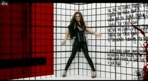 Cheryl Cole dans le Grand Journal De Canal Plus - 24/03/10 - 4