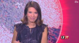 Claire-Elisabeth Beaufort et JT dans Canal Plus - 26/08/10 - 3