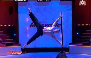 Dominic Lacasse dans Incroyable Talent - 02/10/08 - 3