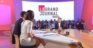 Elise Chassaing dans le Grand Journal De Canal Plus - 03/06/09 - 1
