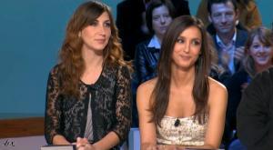 Elise Chassaing dans le Grand Journal De Canal Plus - 23/01/09 - 1