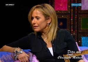 Elizabeth Tordjman dans Dites Moi Tout - 08/01/08 - 2