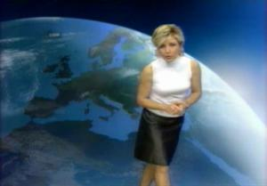 Evelyne Dhéliat - Meteo TF1 - 1