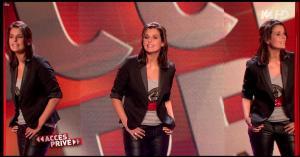 Faustine Bollaert dans Accès Privé - 11/12/2010 - 05