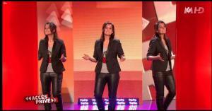 Faustine Bollaert dans Accès Privé - 11/12/2010 - 10