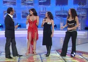 Giorgia Palmas et Pamela Pratti dans I Raccomandati - 23/11/04 - 2