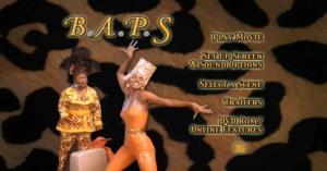 Halle Berry BAPS Intro