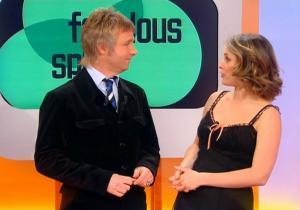 Isabelle Moreau dans Fabulous Sport - 27/04/08 - 3