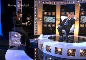 Julie Raynaud dans Rien Que La Verite - 21/12/07 - 2
