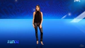 Karine Ferri dans Fan De - 22/11/08 - 2