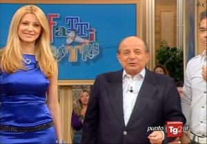 Adriana Volpe dans I Fatti Vostri - 06/05/10 - 01