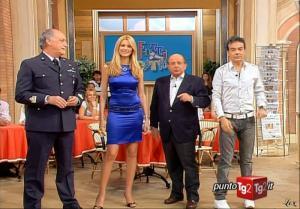 Adriana Volpe dans I Fatti Vostri - 06/05/10 - 02