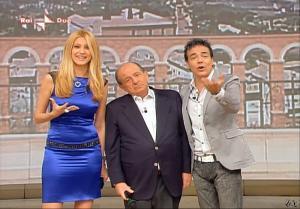 Adriana Volpe dans I Fatti Vostri - 06/05/10 - 10