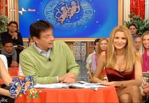 Adriana Volpe dans I Fatti Vostri - 18/12/09 - 07
