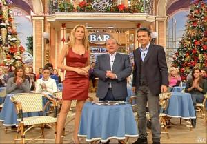 Adriana Volpe dans I Fatti Vostri - 18/12/09 - 08