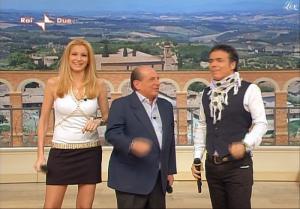 Adriana Volpe dans I Fatti Vostri - 19/03/10 - 1