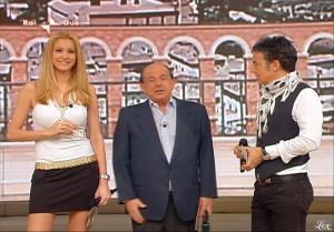 Adriana Volpe dans I Fatti Vostri - 19/03/10 - 2
