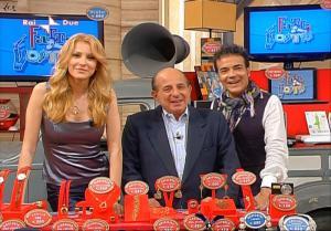 Adriana Volpe dans I Fatti Vostri - 20/04/10 - 2