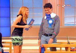 Adriana Volpe dans In Famiglia - 02/03/08 - 11